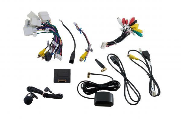 Штатний головний пристрій Soundbox SBM-8910 для  Toyota Land cruiser LC200  2008-2015