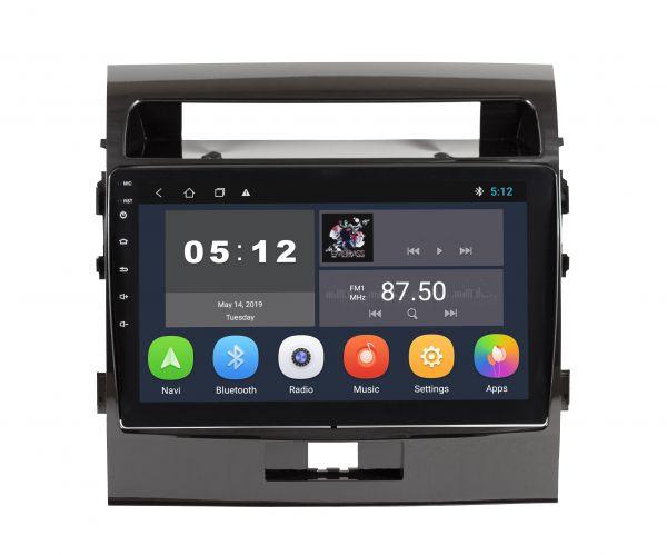 Штатний головний пристрій Soundbox SB-8910 2G для Toyota Land Cruiser LC200