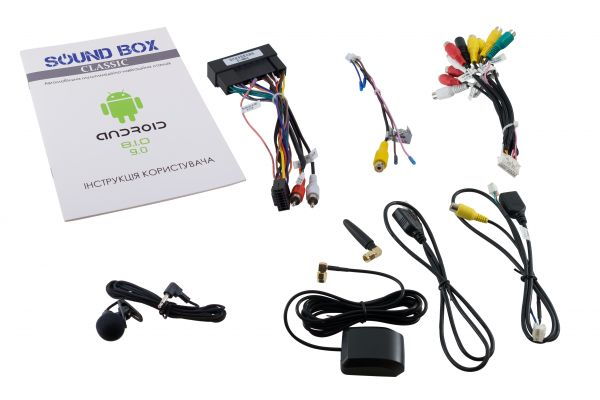 Штатний головний пристрій  Soundbox SB-6481 2G для Hyundai Accent 2011-2016