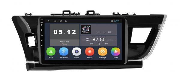 Штатний головний пристрій  Soundbox SB-1033 2G DSP для Toyota Corolla /Auris 2013+.