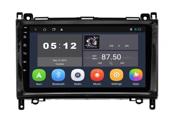 Штатний головний пристрій Soundbox SB-8663 2G DSP для Mercedes-Benz A-B class/ Vito-Viano/ Sprinter