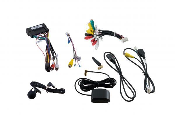Штатное головное устройство Soundbox SB-8181 DSP  для Kia Sportage R