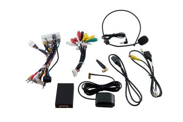 Штатное головное устройство Soundbox SB-8184 2G CA для Kia Sportage 2016-2018