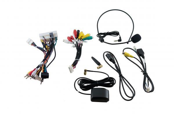 Штатное головное устройство  Soundbox SB-8184 2G DSP для Kia Sportage 2016-2018