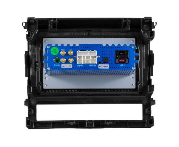 Штатное головное устройство Soundbox SBM-9610 DSP для Toyota Land Cruiser 200 2016+