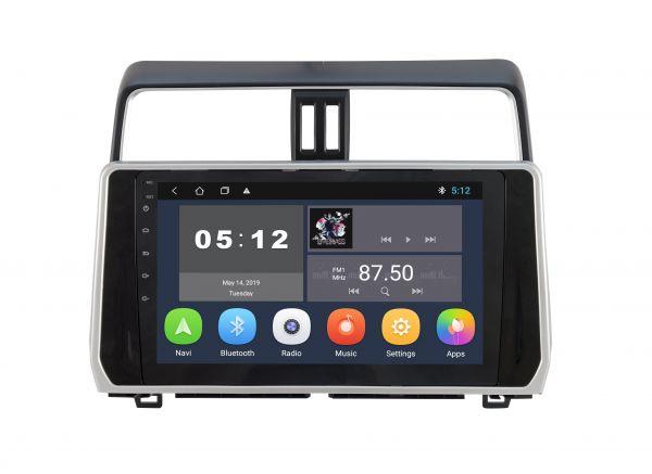 Штатний головний пристрій Soundbox SBM-8117 для Toyota Prado LC150 2018+