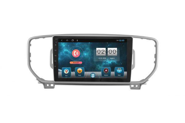 Штатное головное устройство Soundbox SBM-8184 DSP для Kia Sportage 2016-2018