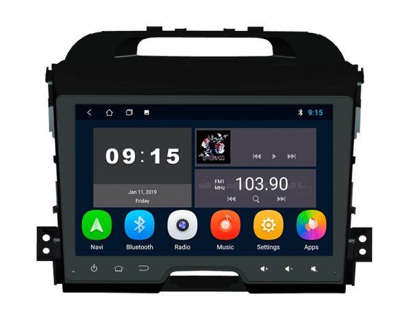 Штатное головное устройство Soundbox SB-8181 1G  для Kia Sportage R