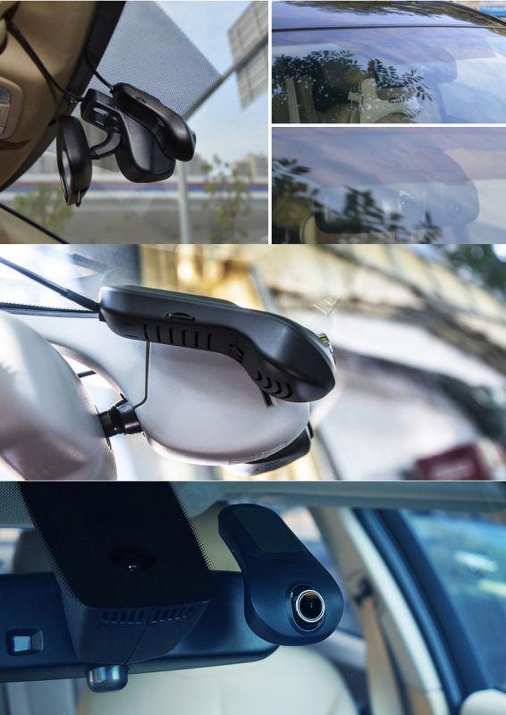 Автомобільний Wi-Fi відеореєстратор MYWAY UNI-05 TN